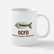 OCFD Obsessive Fishing Mug