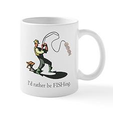 ratherbefishing Mugs
