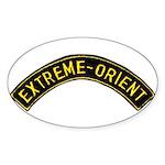 Legion Extreme Orient Oval Sticker