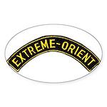 Legion Extreme Orient Oval Sticker (10 pk)