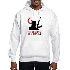 Al Qaida for Obama Hoodie