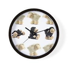 Vegeterian Wall Clock