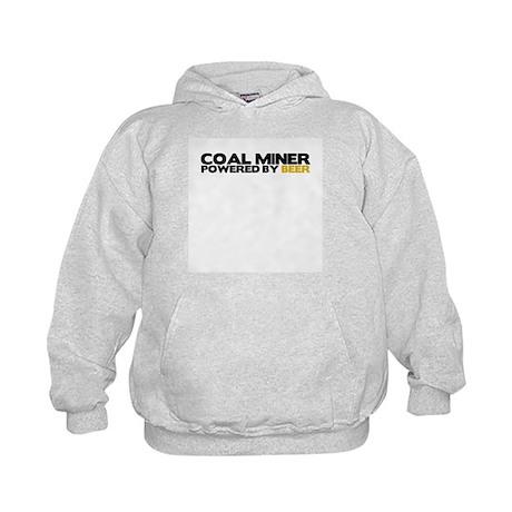 Coal Miner Kids Hoodie