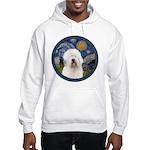 Starry Old English (#3) Hooded Sweatshirt