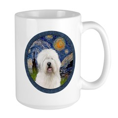 Starry Old English (#3) Mug