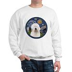 Starry Old English (#3) Sweatshirt