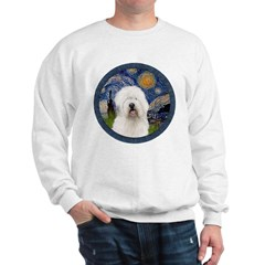 Starry Old English (#3) Sweatshirt