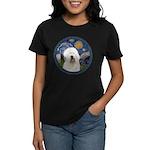 Starry Old English (#3) Women's Dark T-Shirt