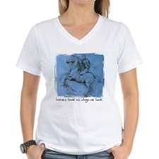 Horses Lend Us Wings - Shirt