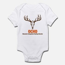 OCHD Obsessive Hunting Infant Bodysuit