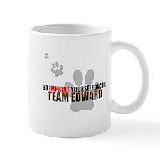 Team Edward (Imprint) Mug