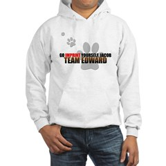 Team Edward (Imprint) Hooded Sweatshirt