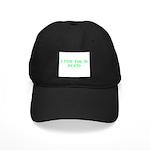 I Put The Id in Kid Black Cap