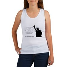Statue of Liberty - Immigrati Women's Tank Top