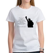 Statue of Liberty - Immigrati Tee