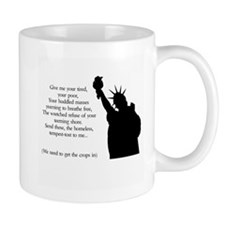 Statue of Liberty - Immigrati Mug