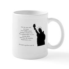 Statue of Liberty - Immigrati Mug