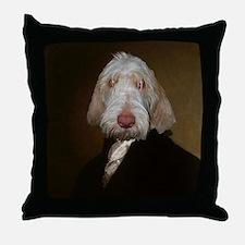 Spinone WASHINGTON Throw Pillow