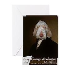 Spinone WASHINGTON Greeting Cards (Pk of 10)