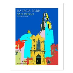 Mod San Diego Posters