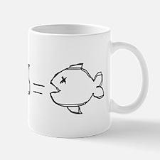 Fishing math Mug