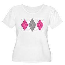 Argyle Kisses Triple T-Shirt