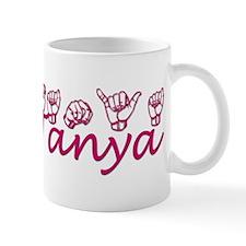 Tanya-pnk Mug
