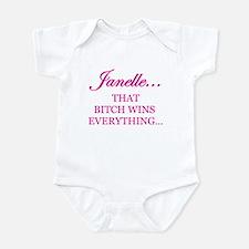 janelle Infant Bodysuit