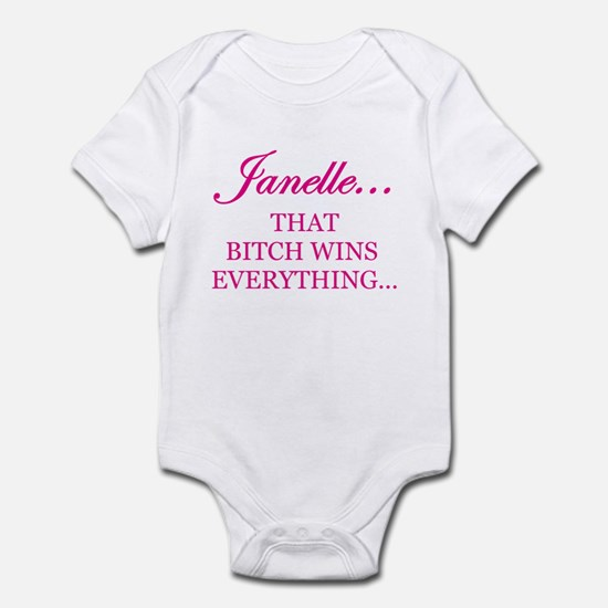 janelle Infant Bodysuit