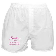 janelle Boxer Shorts