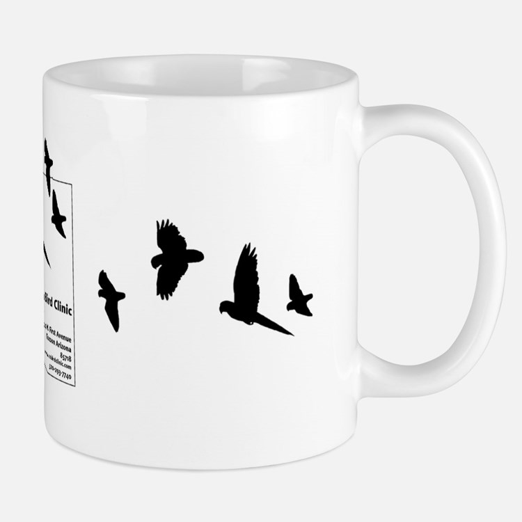Conure Shop of Arizona Bird C Mug