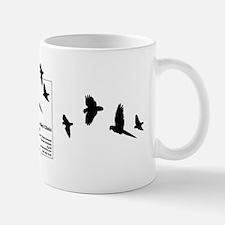 Conure Shop of Arizona Bird C Small Small Mug