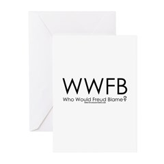 Who Would He Blame Greeting Cards (Pk of 10)