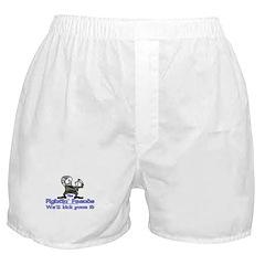 Mascot Kick Your Id Boxer Shorts