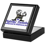 Mascot Undefeated Keepsake Box