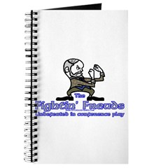 Mascot Undefeated Journal