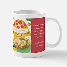 Unique Wished baby Mug