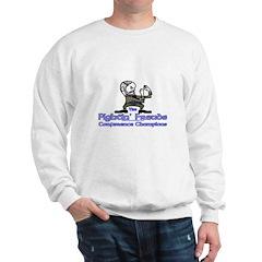 Mascot Conference Champions Sweatshirt