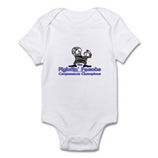 Mascot Conference Champions Infant Bodysuit