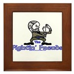 Mascot Framed Tile