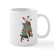 Springer spaniel christmas Mug