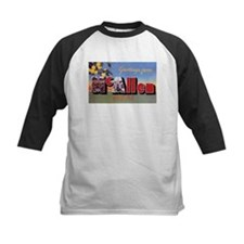 McAllen Texas Greetings Tee