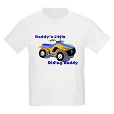 Daddy's Riding Buddy T-Shirt