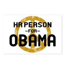 HR Person for Obama Postcards (Package of 8)