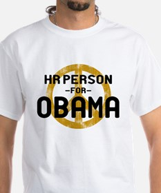 HR Person for Obama Shirt