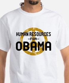 Human Resoueces for Obama Shirt