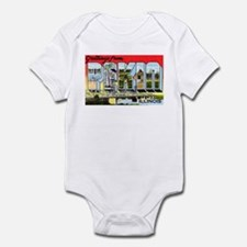Pekin Illinois Greetings Infant Bodysuit