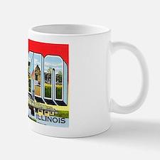 Pekin Illinois Greetings Mug