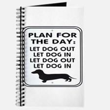 Plan For Day Journal