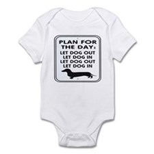 Plan For Day Infant Bodysuit
